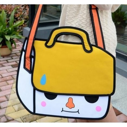2D Bag - Tofu Comic Sling Bag